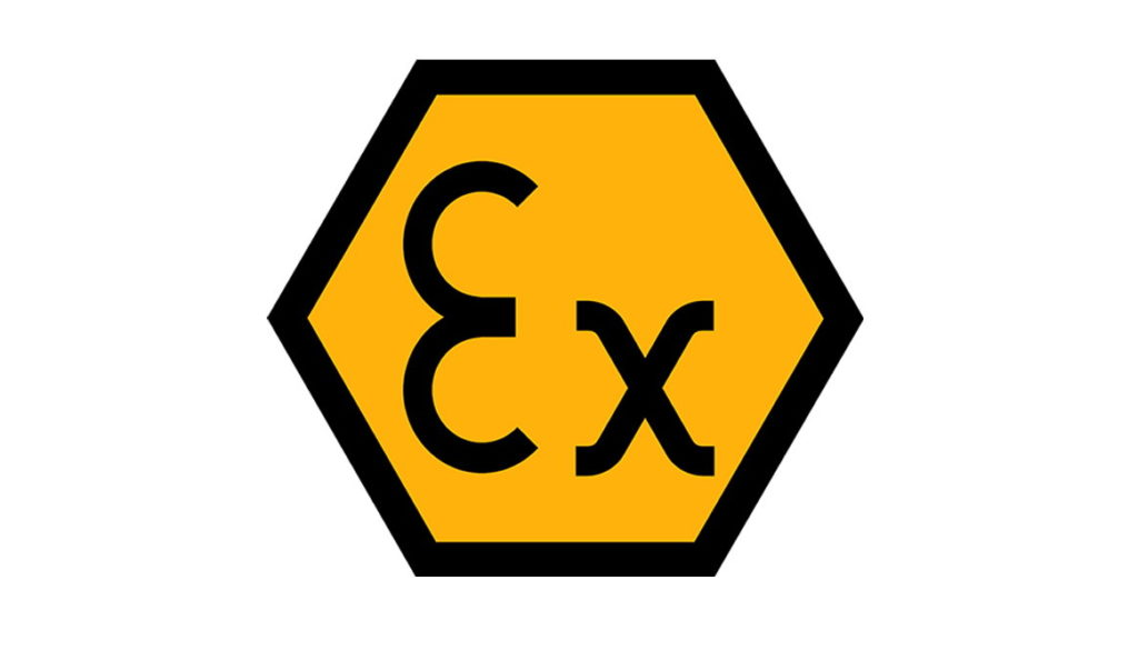 Explosion protection (ATEX)