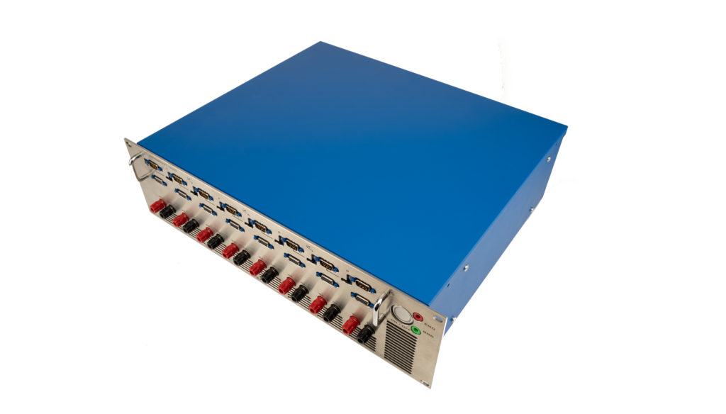 16A booster 8 Channels