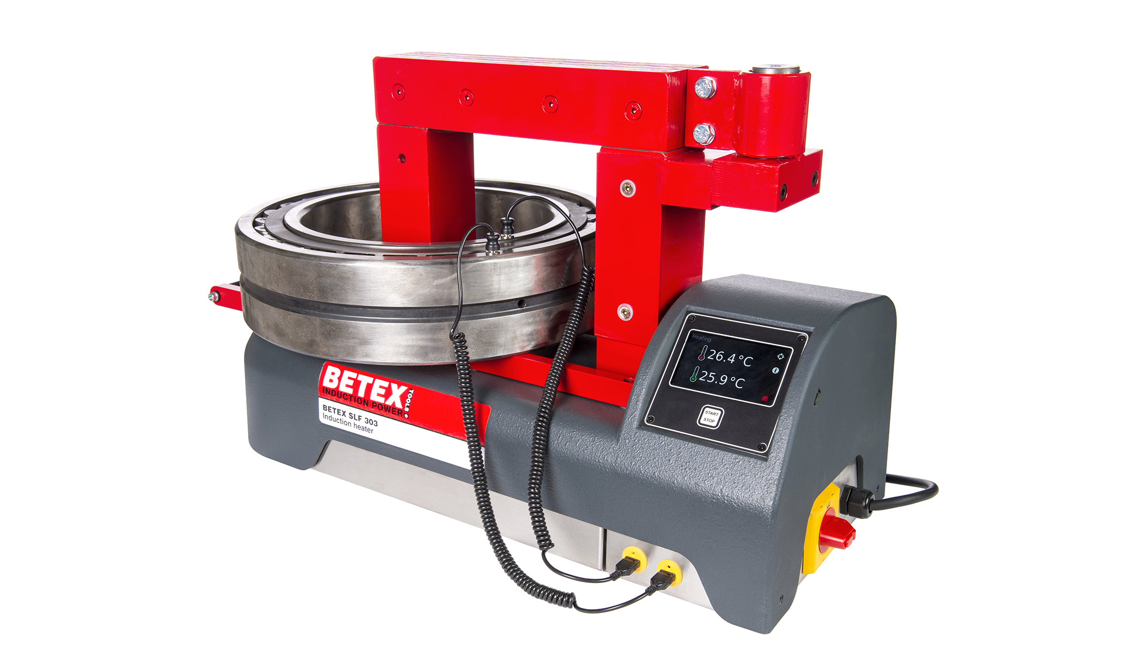 BETEX® LF Induction technology