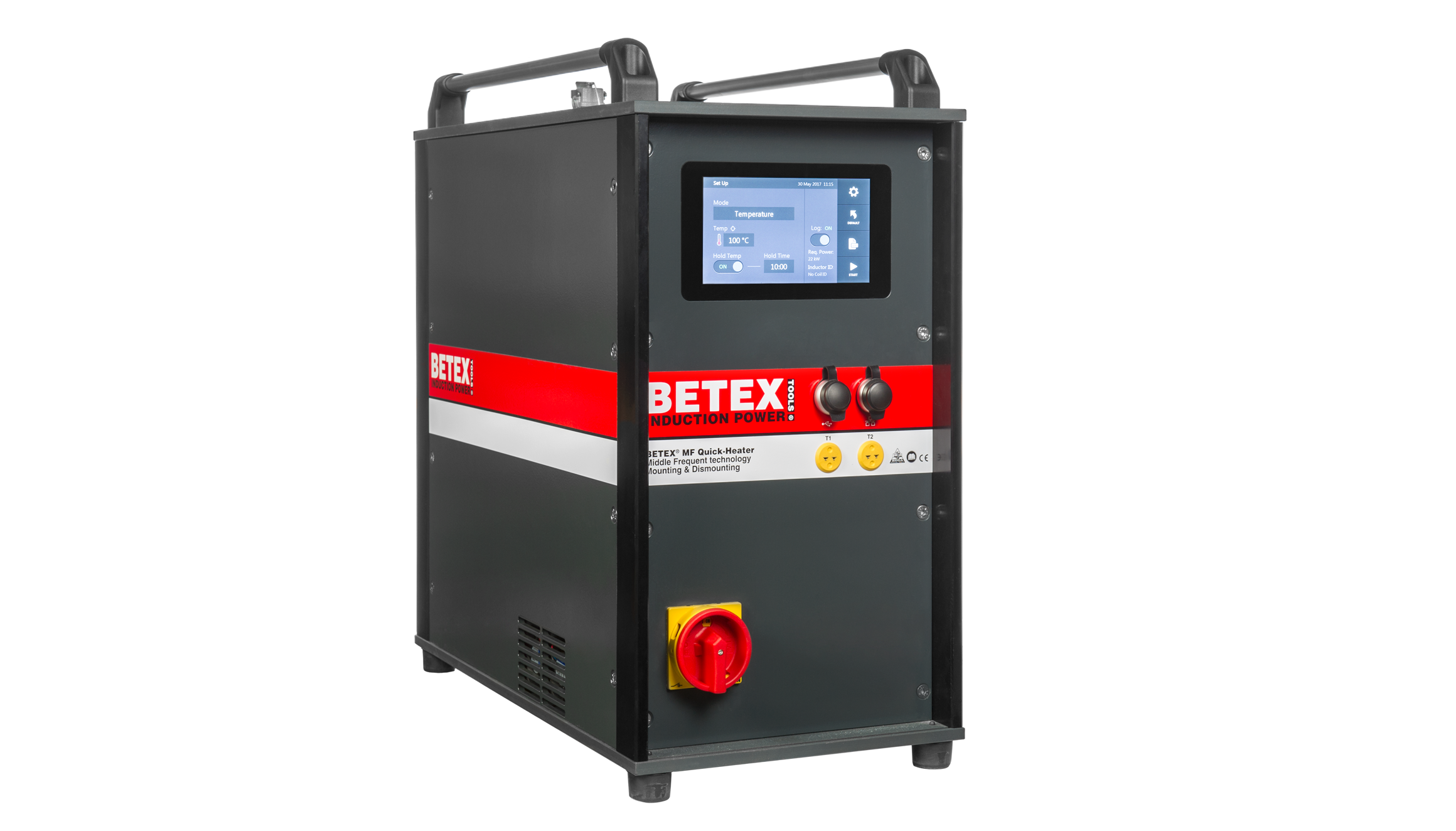 BETEX® MF Induction technology